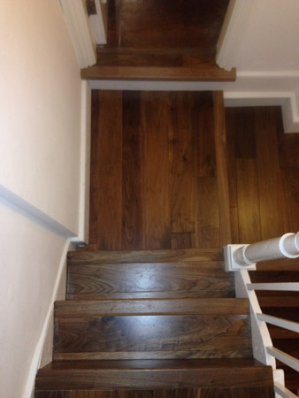 wooden stairs 7